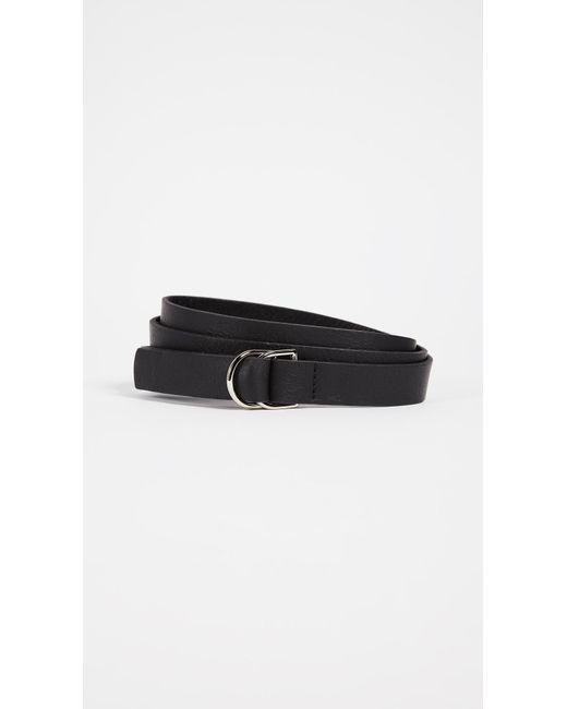 B-Low The Belt - Black Micro Wrap Belt - Lyst