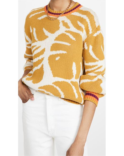 Mother Multicolor The Sweater
