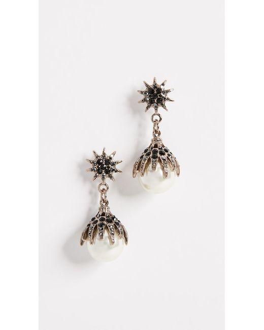 Lulu Frost | Multicolor Paloma Earrings | Lyst