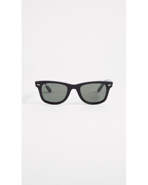 Ray-Ban Black Original Wayfarer Sunglasses