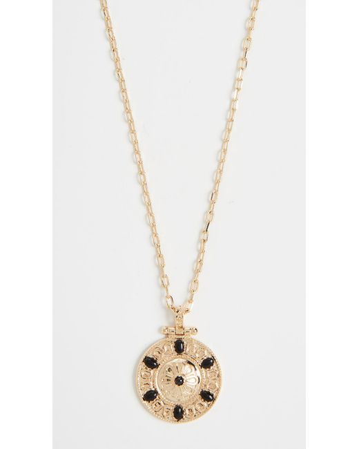 Gorjana Metallic Alessandra Necklace
