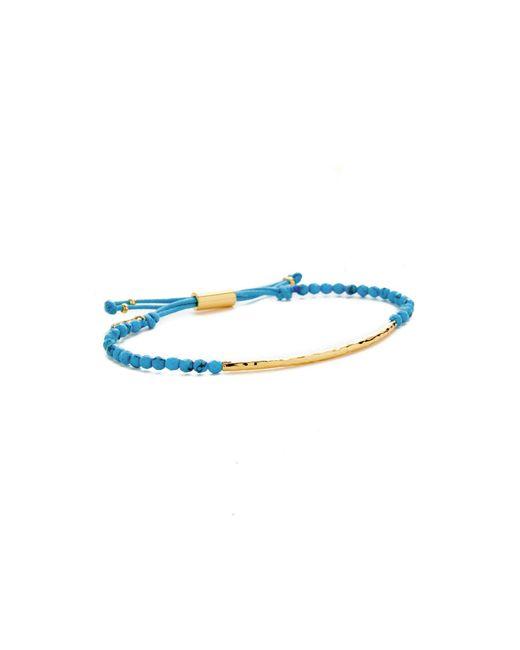 Gorjana - Blue Power Bracelet For Healing - Lyst