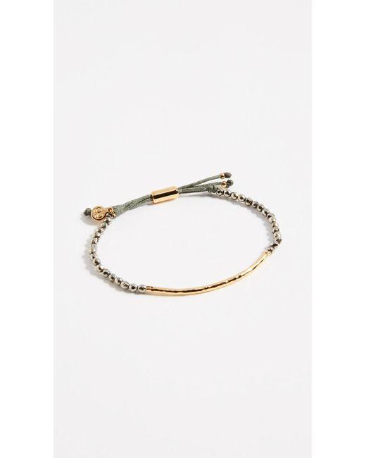 Gorjana - Metallic Power Bracelet For Strength - Lyst