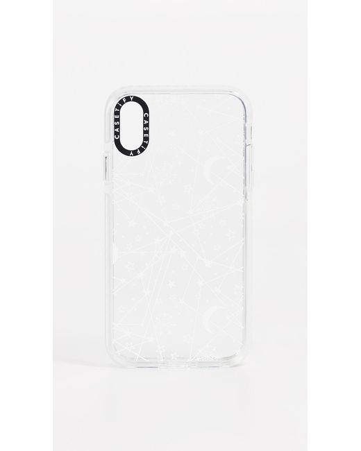 Casetify White Astrology Iphone Case