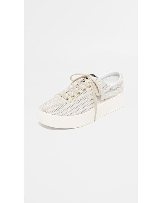 Tretorn - Multicolor Nylite Bold Iii Perforated Platform Sneakers - Lyst