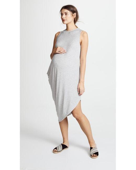 HATCH - White The Highline Dress - Lyst