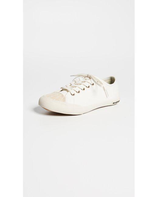Seavees - Multicolor Army Low Sneakers - Lyst