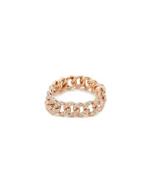 SHAY Metallic Essential Link Ring