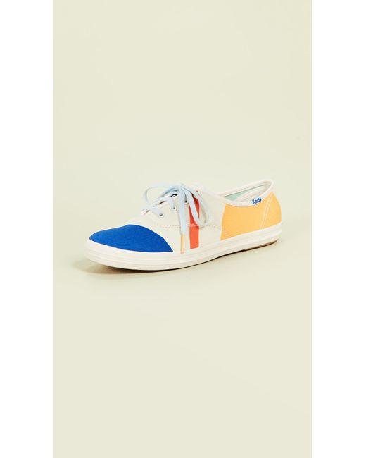 b604fe3d2b3 Keds - Multicolor X Dusen Dusen Champion Sneakers - Lyst ...