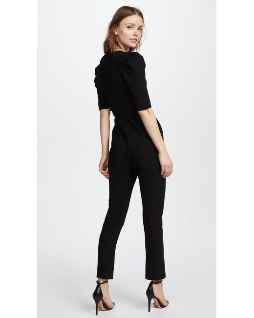 aee1713dac63 ... Black Halo - Black Russo Jumpsuit - Lyst ...