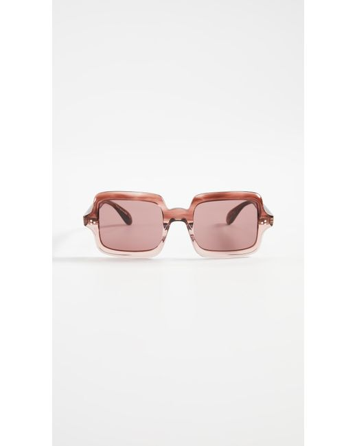 Oliver Peoples Multicolor Avri Sunglasses