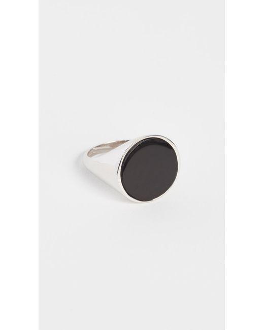 Joanna Laura Constantine   Metallic Pinky Ring   Lyst