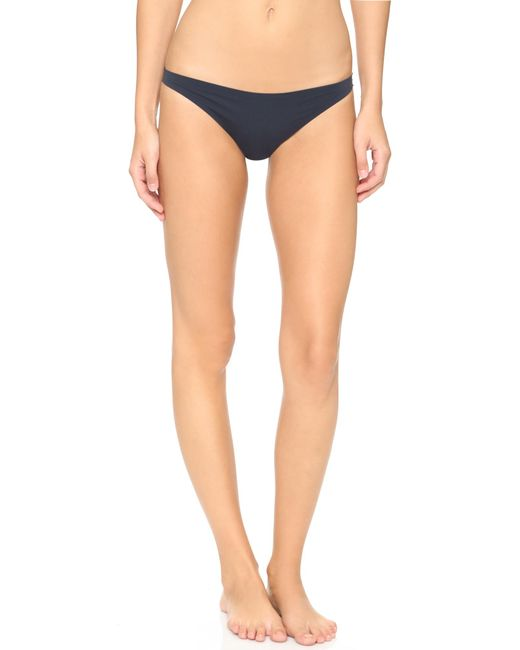 Stella McCartney - Blue New Stella Smooth & Lace Bikini - Lyst