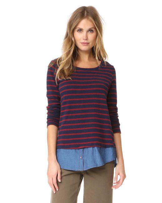 Soft Joie | Blue Marilina Sweater | Lyst