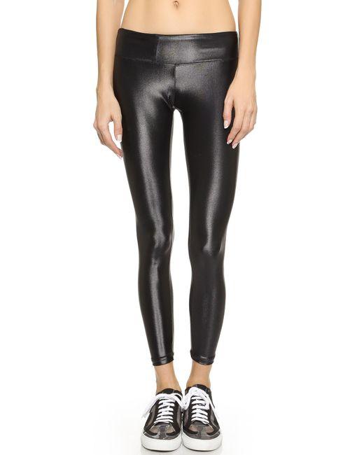Koral Activewear - Black Frame Leggings - Lyst