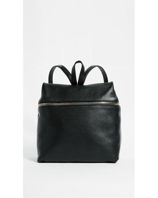 Kara - Black Classic Backpack - Lyst