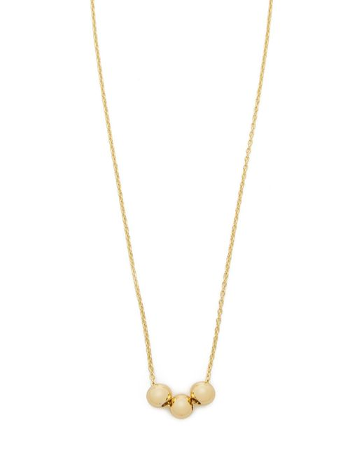 Gorjana | Metallic Newport Charm Adjustable Necklace | Lyst