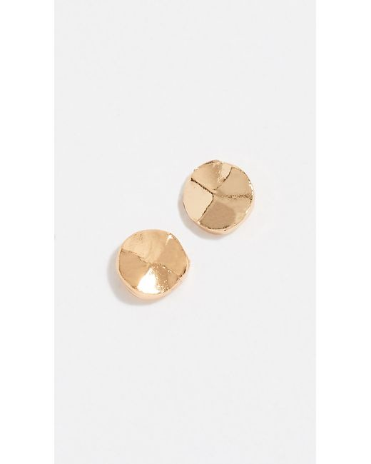 Gorjana - Metallic Chloe Mini Stud Earrings - Lyst