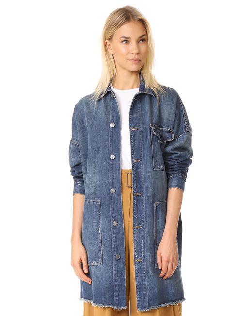 Etienne Marcel | Blue Alex Vintage Jacket | Lyst