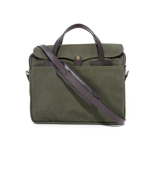 Filson - Green Original Briefcase - Lyst