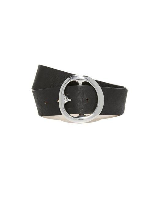B-Low The Belt - Black Bell Bottom Belt - Lyst