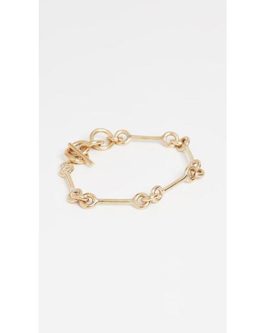 Soko Metallic Code Link Bracelet
