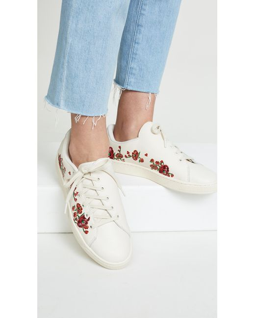 5bcf85ac5c2 ... PUMA - Multicolor X Sue Tsai Basket Crush Sneakers - Lyst ...