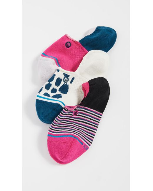 Stance Multicolor Running Wild 3 Pack
