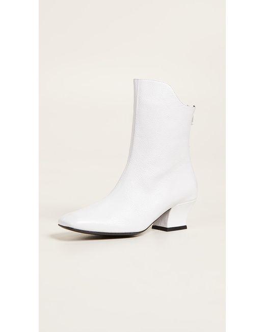 Han boots - White DORATEYMUR gFHN7Lcn