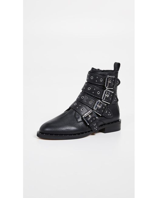973ccc33f75 Rebecca Minkoff - Black Seren Boots - Lyst ...