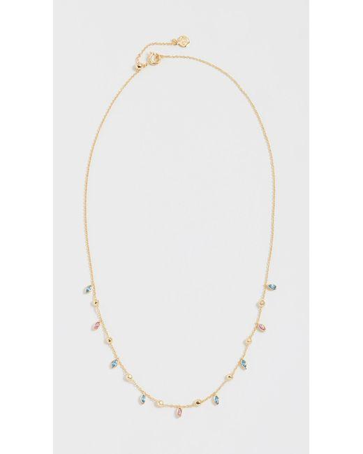 Gorjana - Multicolor Rumi Confetti Necklace - Lyst
