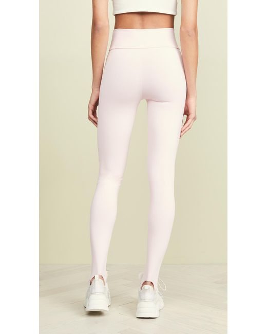 7353aa928dba2 ... Live The Process - Multicolor Ballet Stirrup Legging - Lyst ...