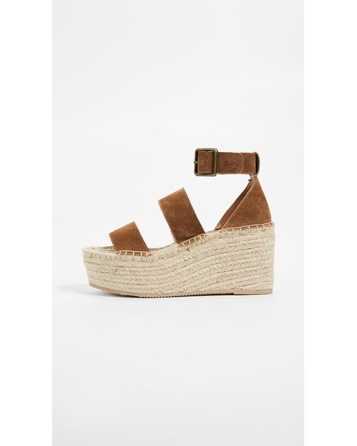 8dc2b3a3a4f ... Soludos - Multicolor Palma Platform Sandals - Lyst ...