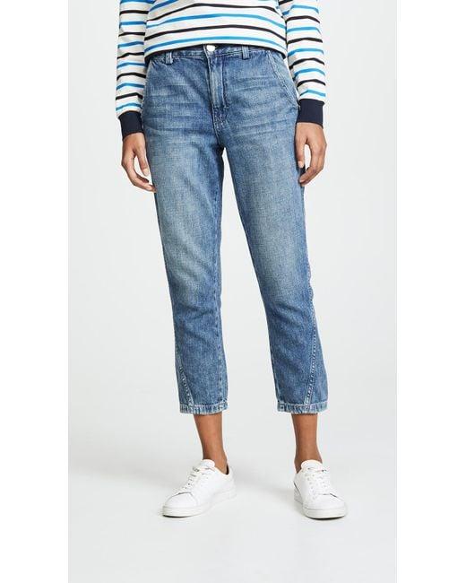 AMO - Blue Slouch Trouser Jeans - Lyst