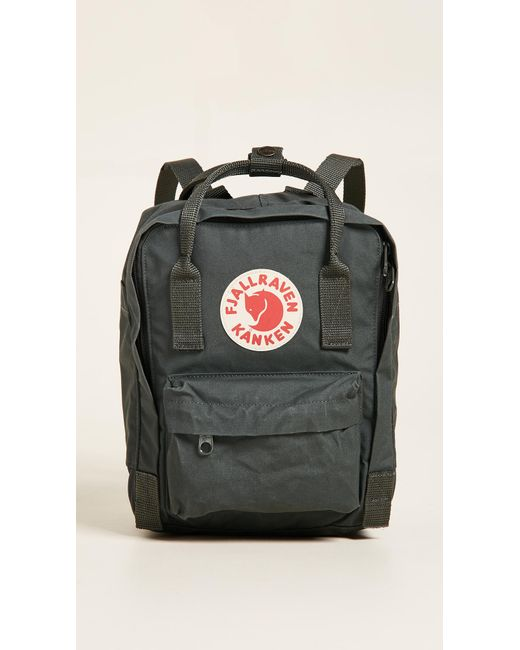 obuwie szalona cena przytulnie świeże Fjallraven Kanken Mini Backpack in Forest Green (Green ...