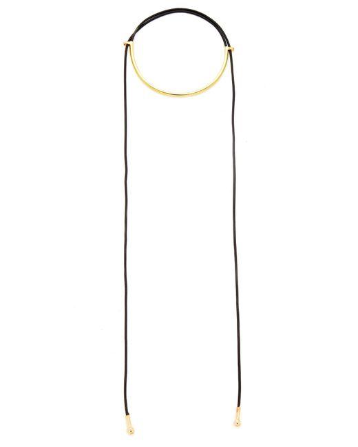 Pamela Love   Multicolor Sol Collar Necklace   Lyst
