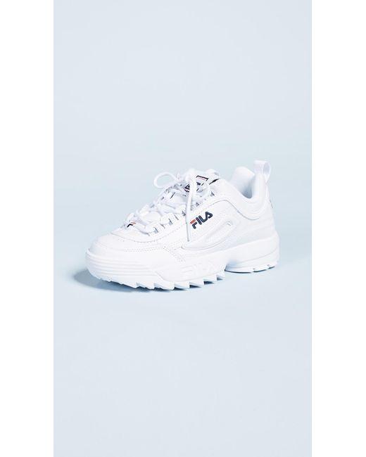Fila Multicolor Disruptor Ii Premium Sneakers