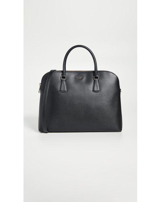 Kate Spade Black Sylvia Universal Laptop Bag