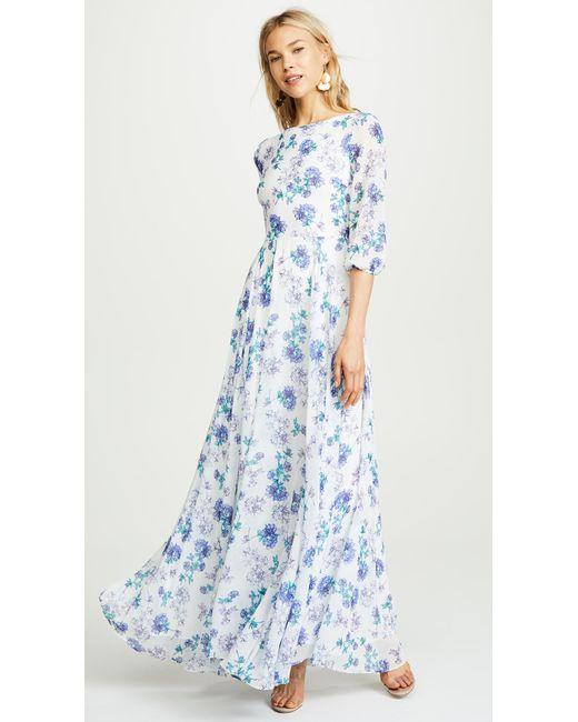 Yumi Kim - Blue Woodstock Dress - Lyst