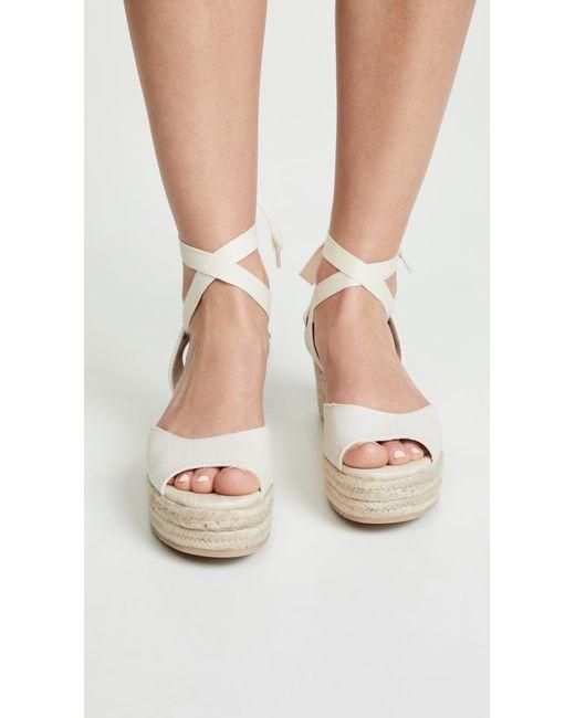84da6d6ae69 Women's Open Toe Platform Espadrilles