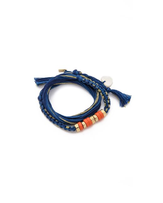 Aurelie Bidermann | Blue Takayama Bracelet | Lyst