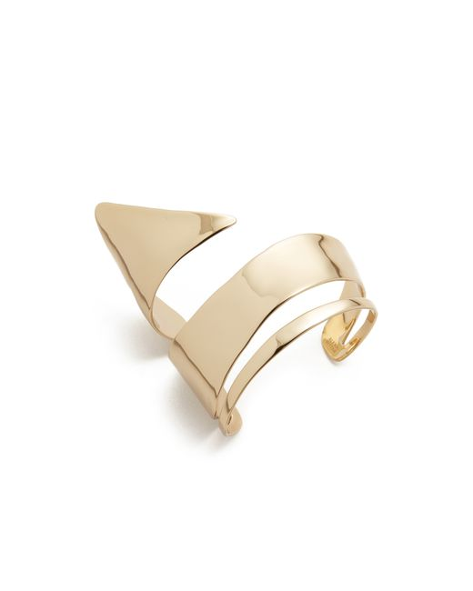 Alexis Bittar | Purple Liquid Armor Cuff Bracelet | Lyst