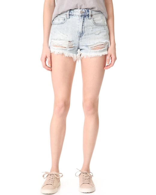 Blank NYC | Multicolor Love Stoned Cutoff Shorts | Lyst