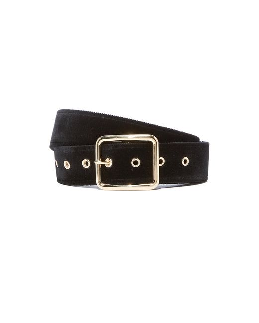 B-Low The Belt | Black Ramona Velvet Belt | Lyst