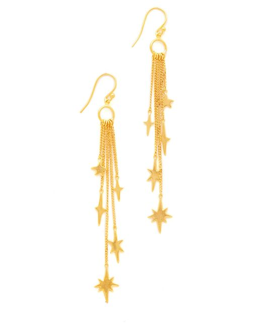 Chan Luu | Multicolor Chain Dangle Earrings | Lyst