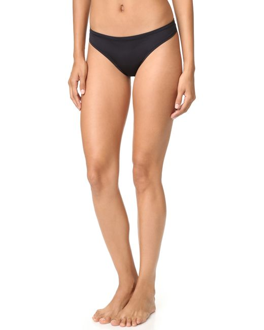 cosabella evolution low rise thong in black lyst