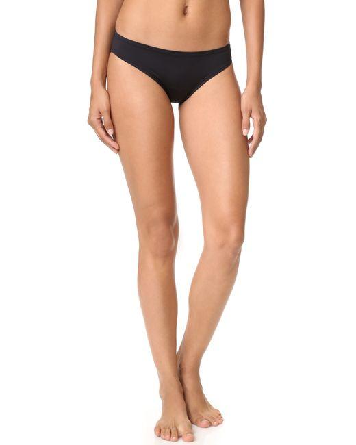 cosabella evolution low rise bikini briefs in black lyst