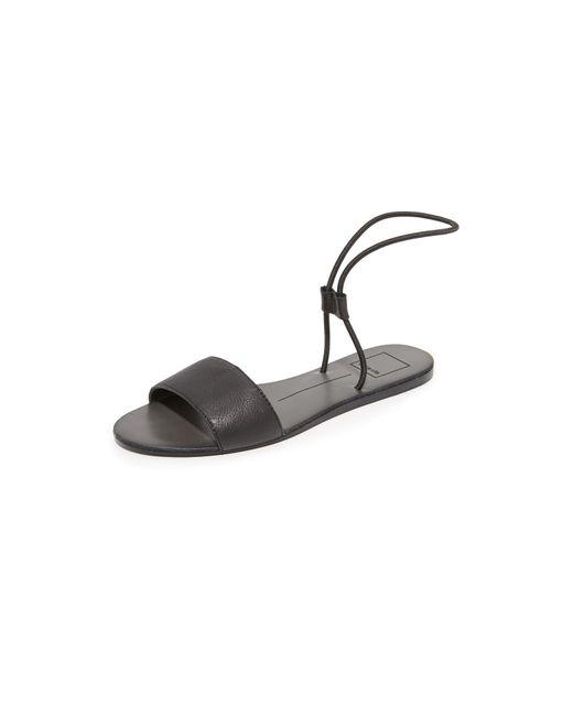Dolce Vita   Black Dara Elastic Sandals   Lyst