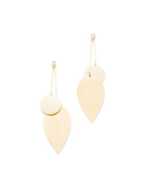 Elizabeth and James | Metallic Avalon Earrings | Lyst