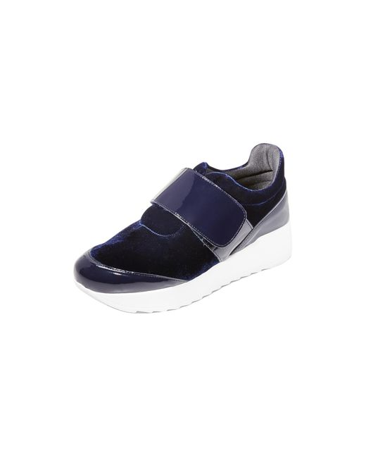 Free People   Blue Cannon Sneakers   Lyst